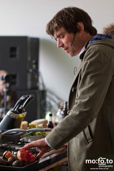 Alex James in the Farmhouse Kitchen