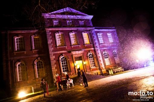 Kingston Bagpuise House, Oxfordshire