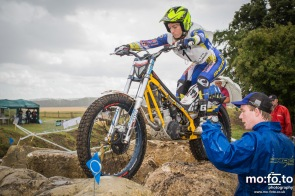 Emma Bristow during Finals at North Berks SuperTrial – NATIONAL Championship, 03 AUGUST 2013