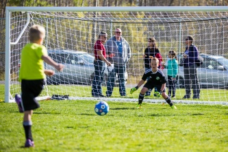 Max Turyk Soccer Fields Opening - 4th October 2014