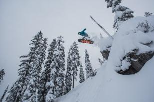 Pow Day - Fernie Alpine Resort - 24 December 2014