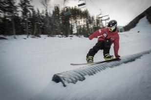 Park Preview Sesh, Fernie Alpine Resort - 29 December 2014