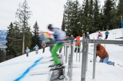 NORAM - Ski Cross Fernie Alpine Resort - 18th February 2015
