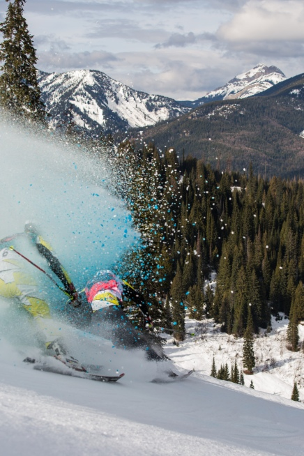 NORAM - Ski Cross Fernie Alpine Resort - 19th February 2015