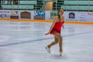 30th January 2015 - 2015 East Kootenay Region Figure Skating Championships