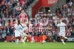 Southampton F.C. Vs Vitesse, Europa League 3rd Qualifying Round, 30 July 2015