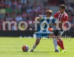 Southampton F.C. Vs Espanyol, Pre Season Friendly, 2nd August 2015