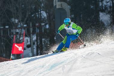 Risen Slalom Competition, Hakuba Happo One - 3rd March 2016