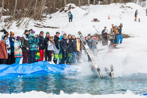 Hakuba Splash Jam - 20th March 2016